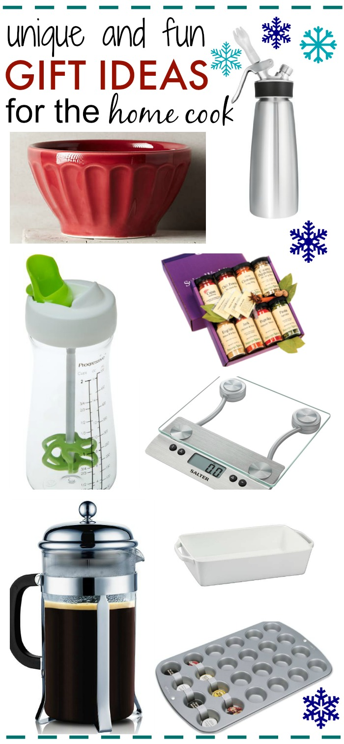 Unique and Fun Gift Ideas for the Home Cook {Giveaway!} - Kristine\'s ...