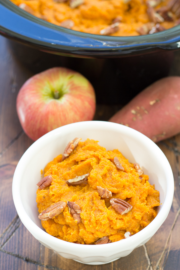 Healthy Slow Cooker Sweet Potato Casserole Kristine 39 S