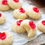 Cherry Cream Cheese Cookies