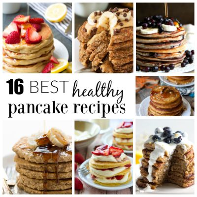 16 Best Healthy Pancake Recipes