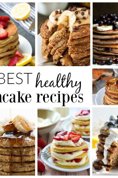 16 Best Healthy Pancake Recipes