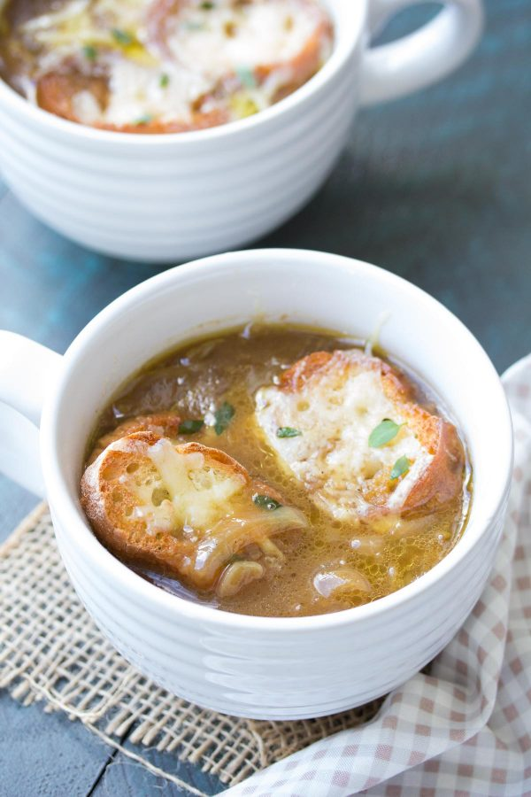 French Onion Soup Recipe The Kitchen