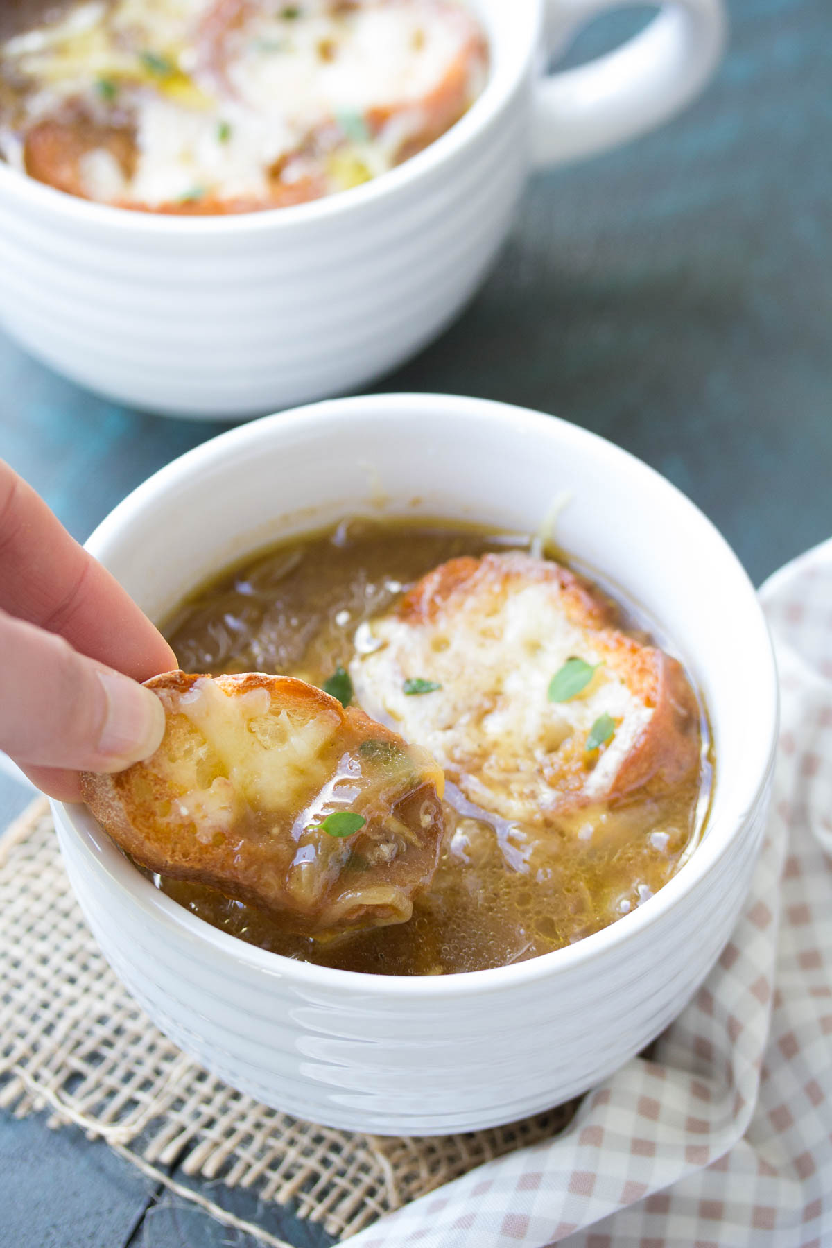 simple french onion soup recipe kristine 39 s kitchen