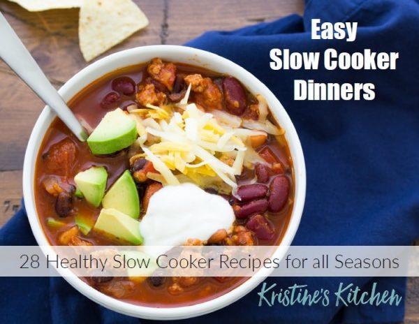 Easy Slow Cooker Dinners eCookbook