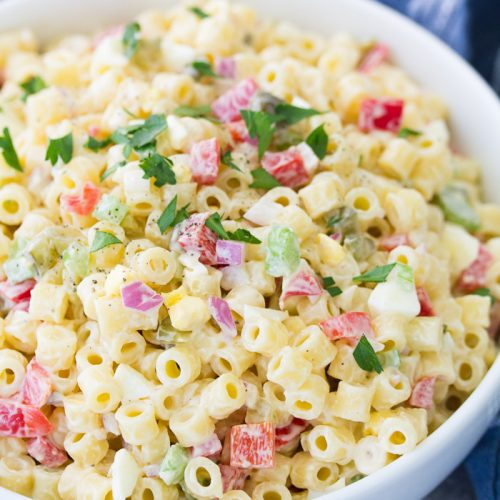 Chicken Salad Recipe Macaroni